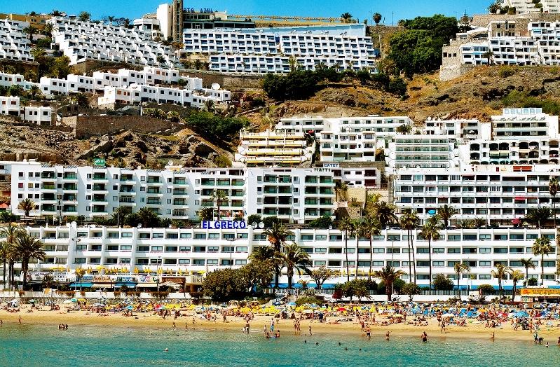 El Greco Puerto Rico hotel - Hotellet er velbesøgt af danskerer!