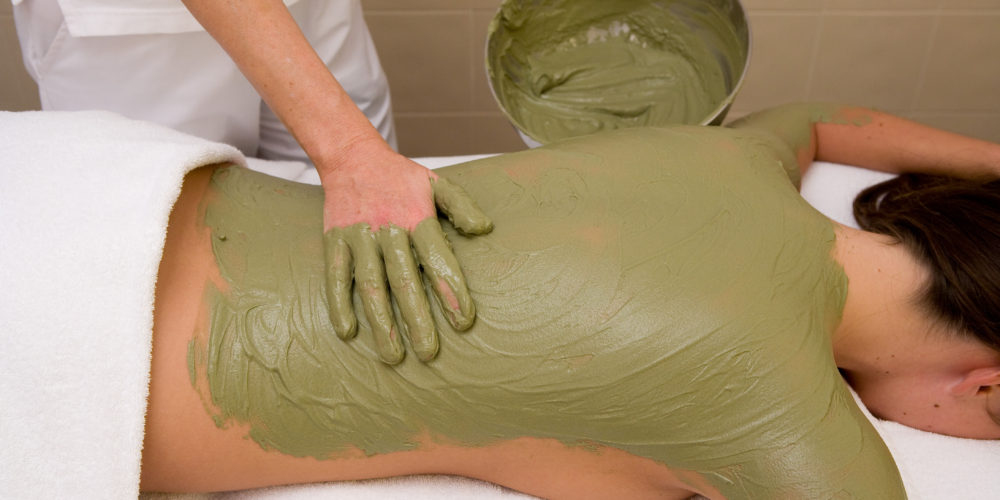 Algoterapia. Algaetherapy